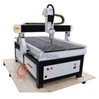 Wholesale 900*1500mm CNC Wood Advertisement Router with Vacuum Table/Mach3 Control System from china suppliers