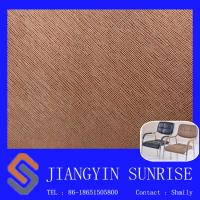 Wholesale New Comfortable Chair Faux Leather , Printed Office Chairs Leather With Pvc from china suppliers
