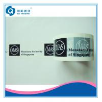 Wholesale Transparent Security Packaging Tape For Box , Tamper Seal Tape For Bag from china suppliers