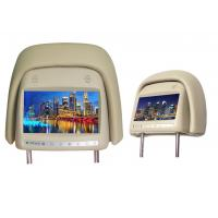 Wholesale 7 Inch Car Headrest Monitors NTSC DC12V Touch Screen from china suppliers