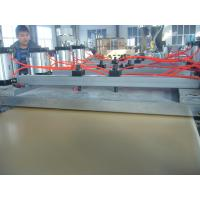 Wholesale wpc solid foamed door board machine, solid door extrusion line,door board extrsion machinery from china suppliers