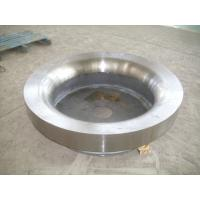 Wholesale Nonstandard Big Size Heavy Industrial Forged Flange For Wind Energy Industry from china suppliers