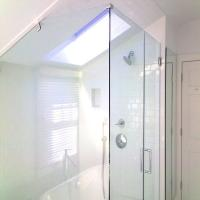Wholesale 3-19mm EN and AS/NZS2208:1996 Accredited Frameless Shower Glass  from china suppliers