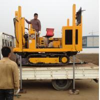 Wholesale DYLC light model CPT soil investigation drill rigs on site testing machine from china suppliers