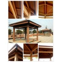 Wholesale square Park gazebo OLDA-6001 4m*4m*3.7m from china suppliers