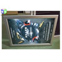 Wholesale UL poster light box advertising displays , LED Menu Light Box Energy - saving from china suppliers