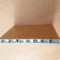 Wholesale Aluminum honeycomb core sandwich panel composite boards from china suppliers