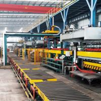 Wholesale Automated Sand Molding Machine Labour Saving Low Failure Rate For Foundry Plant from china suppliers