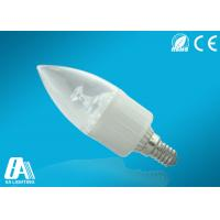 Wholesale Energy Saving LED Candle Bulbs E14 3 W Cool White 50Hz - 60Hz from china suppliers