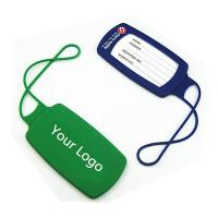 Wholesale Customized Silicone Suitcase Luggage Tag LT108 from china suppliers