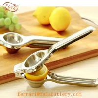 Wholesale Hot New Hand Press Food Grade Stainless Steel Lemon Squeezer from china suppliers