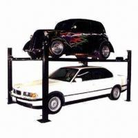 Buy cheap Four-post Parking Lift, Easy to Install, without Civil Work from wholesalers