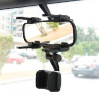 Wholesale Car Rearview Mirror Mount Truck Auto Bracket Holder Cradle For Iphone 7/6/6s Plus from china suppliers