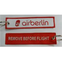 Wholesale Air Berlin Remove Before Flight Keyring from china suppliers