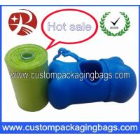 Wholesale Biodegradable Corn Starch Dog Poop Bags For Supermarkets / Shops / Home And Store from china suppliers