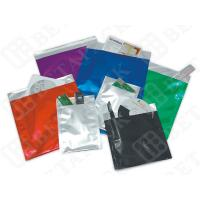 Wholesale Red / Blue / Green PE Film / Aluminum Foil Envelopes With Self Seal Closure from china suppliers
