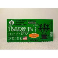 Wholesale Dieters′drink 3 Ballerina Slim Diet Tea Three Ballerina Herbal Weight Loss Tea, Health Slimming Tea from china suppliers