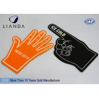 Wholesale Giant Cheering EVA Sponge Foam Hand for Gym , Number One Finger from china suppliers