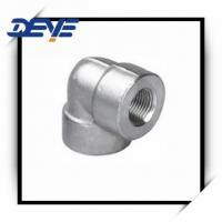Wholesale High Pressure CL2000 ELBOW NPT THREADED FITITNGS from china suppliers