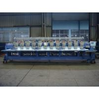 Wholesale 9 Needle 12 Head Embroidery Machine , Commercial Monogramming Machine from china suppliers