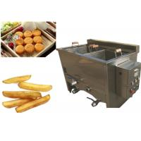Wholesale High Production Industrial Deep Fryer With Filtration System HRS150 from china suppliers