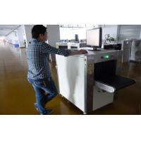 Quality 40AWG Screening Baggage X Ray Scanner 24Bit for Hotels , Bus Stations , Airports for sale