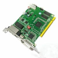 Buy cheap Synchronization RGB Video Led Control Card , TS802 Linsn Sending Card from wholesalers
