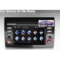 Wholesale Car DVD GPS Stereo for Fiat BRAVO BRAVA  2007-2011  Navigation Player SatNav Auto Headunit from china suppliers