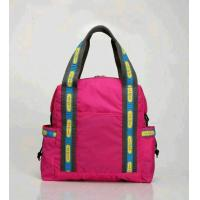 Wholesale Zipper Red Travel Messenger Shoulder Bags Women Casual Tote Shape from china suppliers