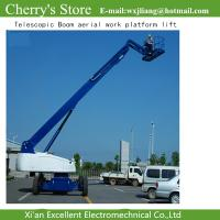 Wholesale dock ramp,  Telescopic Boom aerial work platform lift / up lift from china suppliers