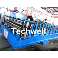 Wholesale Double Layer Roll Forming Machine For Roofing Sheet Forming Machine With Hydraulic Cutting from china suppliers