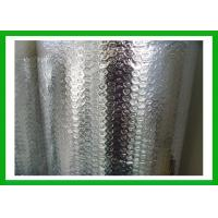 Wholesale Fire Resistant Bubble Roof Insulation Foil Roll Heat Resistant Insulation Materials from china suppliers