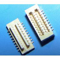 Wholesale canton 0.8mm pitch board to board socket,4mm Height from china suppliers