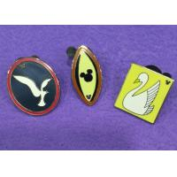 Wholesale Simple Sign Hard Lapel Enamel Pins / Novelty Lapel Pins Custom / Color In Nickel Plating from china suppliers