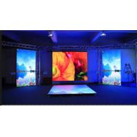 Wholesale High Resolution P4 Indoor Large Led Screens For Concerts / Tv Shows from china suppliers