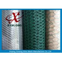 Wholesale Good Corrosion Resistance Hexagonal Wire Mesh OEM / ODM Acceptable from china suppliers