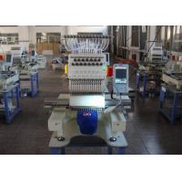 Quality DM1201 Single Head Embroidery Machine with 12 Needles 450x330mm / 540x375mm for sale