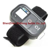 Wholesale GoPro wireless remote controller hook loop nylon wrist band holder from china suppliers