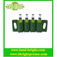 Wholesale 2013 customized design 3mm thickness felt wine bottle holder from china suppliers