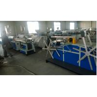 Wholesale PP PE PVC PA Electric Threading Plastic Pipe Machine , Long Life from china suppliers