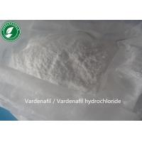 Wholesale Vardenafil Sex Steroid Hormone For Treating Erectile Dysfunction 224785-91-5 from china suppliers