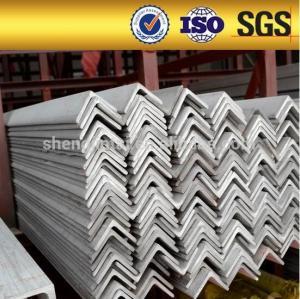 Wholesale Angle Bar Steel GI Angle Iron Mild Steel Equal Angle Bar from china suppliers