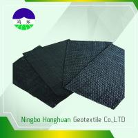 Wholesale Recycled/Virgin PP 160kN  Split Film Woven Geotextile For Railway Project 740gsm from china suppliers