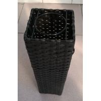 Buy cheap China made Eco-friendly rattan lighting decoration cover, square rattan lampshade from wholesalers