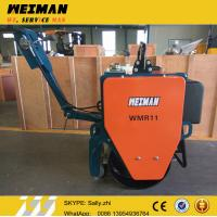 Wholesale brand new Walk behind single drum road roller WMR11, mini viratory roller adopts HONDA engine made by china supplier from china suppliers