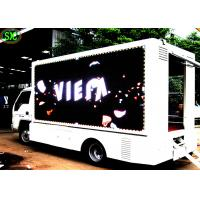 Wholesale Mobile LED Screen Truck Full Color Vehicle Mounted Led Truck Advertising Pitch 6mm from china suppliers
