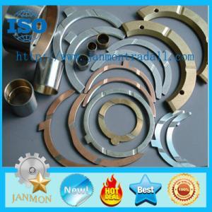 Wholesale Half washers,Thrust washers,Thrusting plates,Thrust bearings, Crankshaft Thrust Bearings, Set thrust plates, Thrust pads from china suppliers
