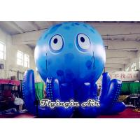Wholesale Custom Cartoon Decoration Items, Inflatable Octopus for Activities from china suppliers