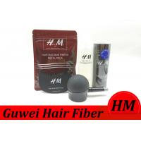 Buy cheap Multiple Color Refillable Synthetic Hair Thickening Powder  25g / 50g / 100g from wholesalers