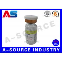 Wholesale Round Pre - printed  10ml Vial  Labels  For Packaging Holographic With Vial Box Printing from china suppliers